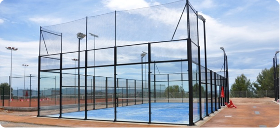 Construction  Manufacturing And Installation Of Padel